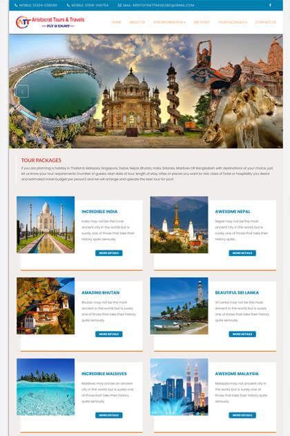 Aristocrat Tours & Travels