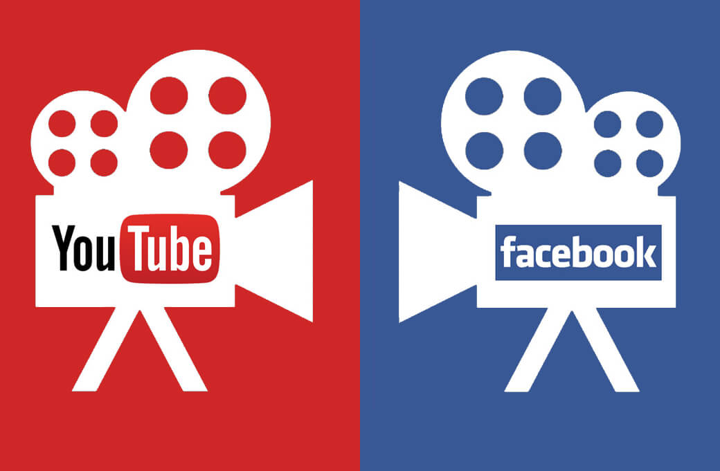 facebook and youtube banner